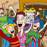 winning story bingo